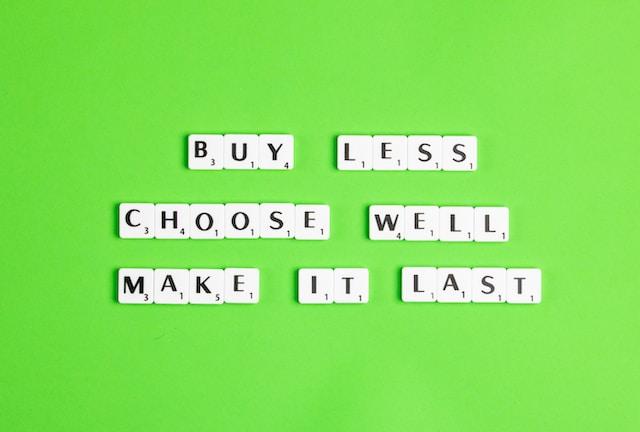 Razones para comprar calzado sostenible