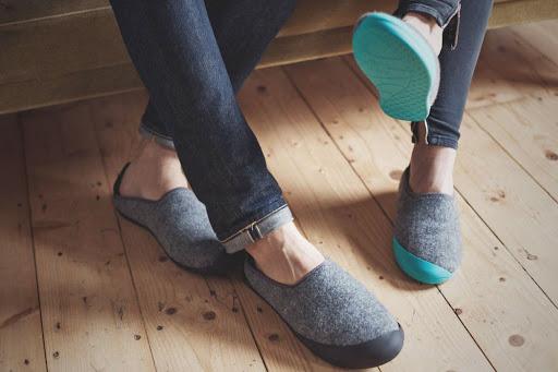 Cómo elegir calzado cómodo para estar en casa